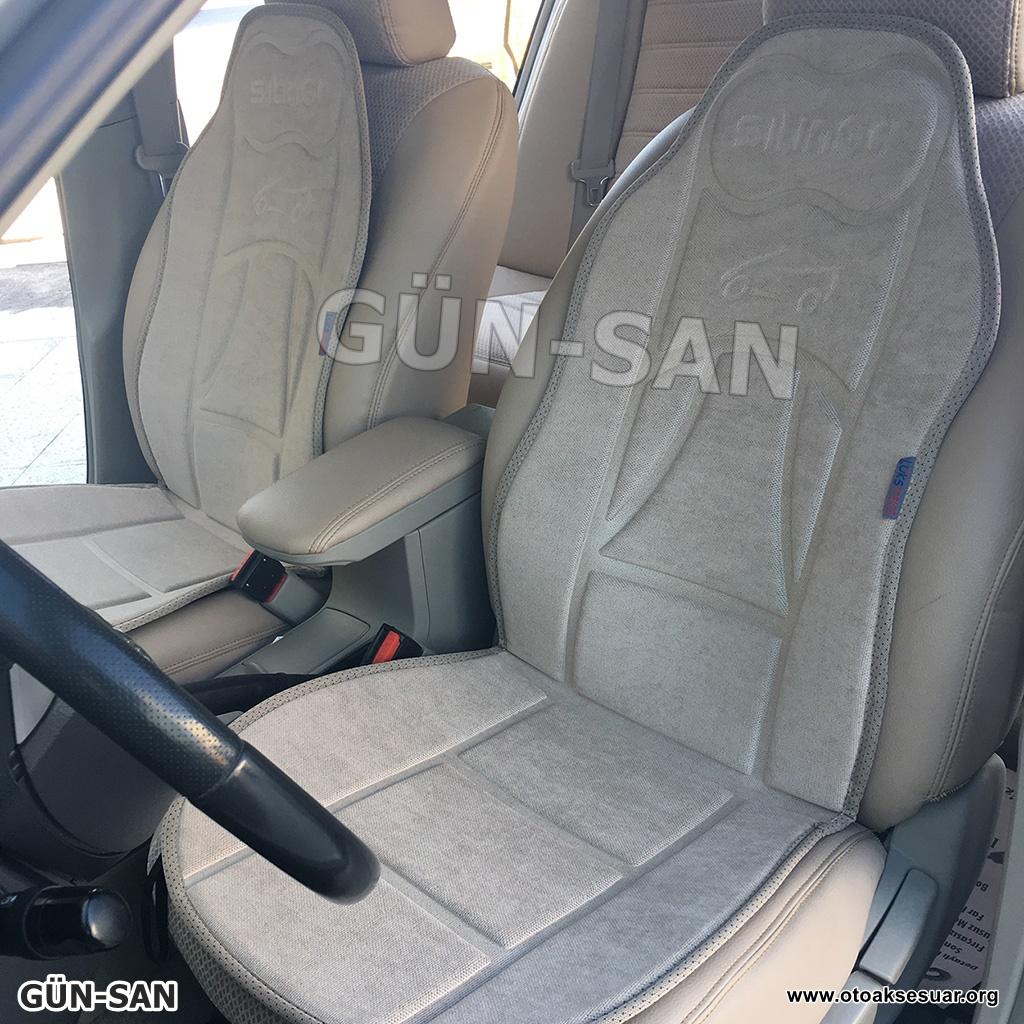 Hyundai Oto Koltuk Minderi Serme 3lu Oto Koltuk Minderi