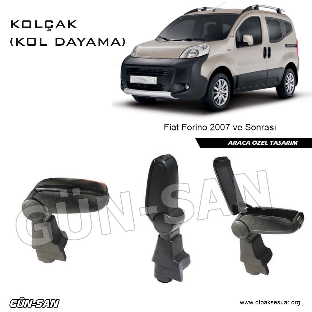 Fiat Fiorino Kol Dayama Kolcak 2007 Ve Sonrasi Orjinal Tip Oto Axs Oto Aksesuar