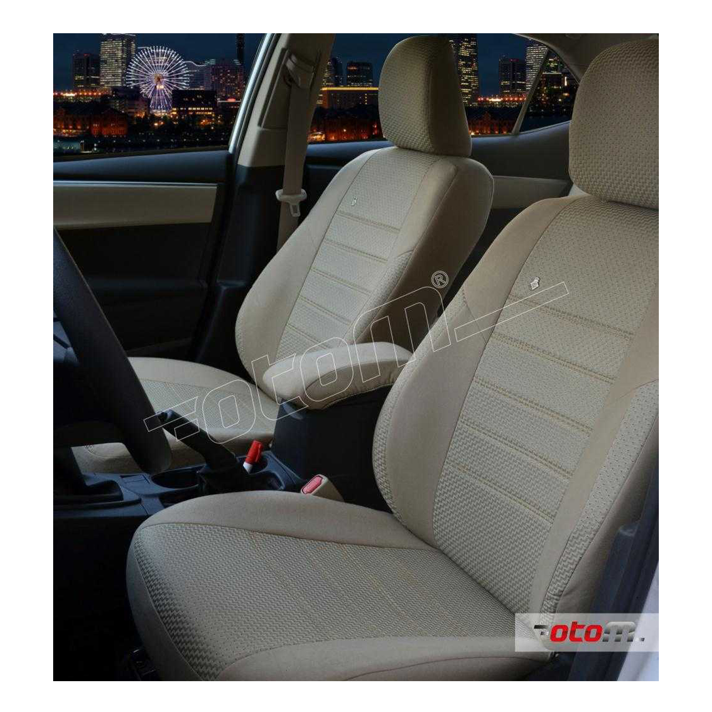 Otom Toyota Corolla 2013 2018 Araca Ozel Bej Oto Koltuk Kilifi Oto Axs Oto Aksesuar